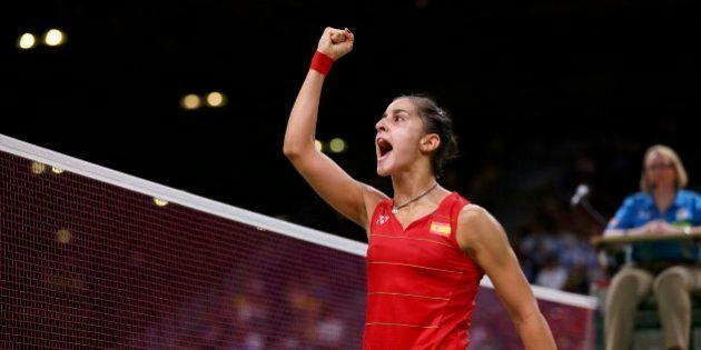 Carolina Marín gana la medalla de oro en la final olímpica de