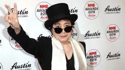 El mensaje de Yoko Ono sobre Trump que no te dejará