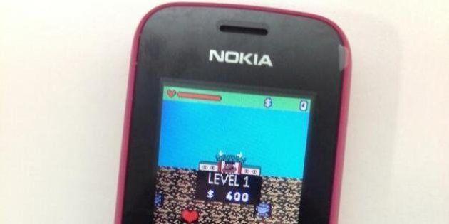 Por qué cambié mi iPhone por un Nokia de 20