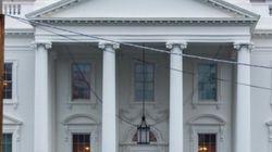 Las redes imaginan estos locos diseños de la Casa Blanca con