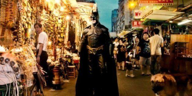 Superhéroes perdidos en Hong Kong