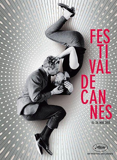 Festival de Cannes 2013: Paul Newman y Joanne Woodward protagonizan un romántico cartel