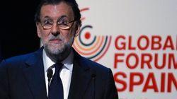 Rajoy no está