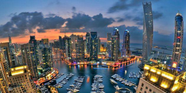 Detenido en Dubái por pedir dinero para refugiados en