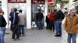 Chipre limita a cien euros la retirada de dinero al