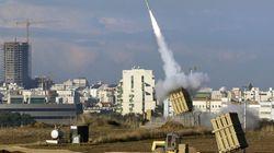Oleada de bombardeos: 11 palestinos y 3 israelíes