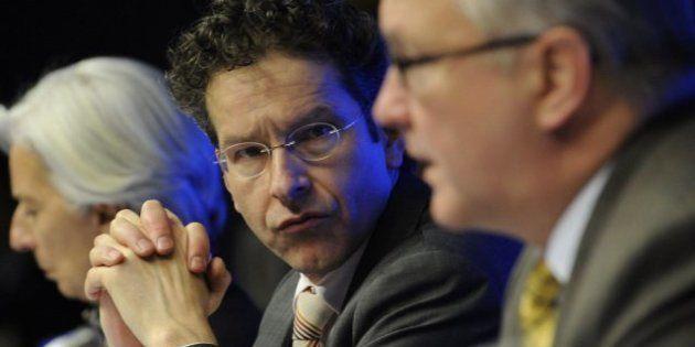 El presidente del Eurogrupo sugiere que el rescate de Chipre puede sentar precedente para otros