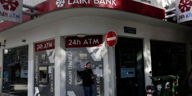 Los bancos de Chipre reabrirán este martes, salvo el Laiki Bank y Banco de Chipre que lo harán el