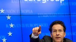El presidente del Eurogrupo da rienda suelta a la alarma