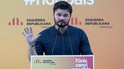La reflexión de Rufián (ERC) sobre las elecciones y GH que triunfa en