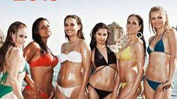 El calendario de azafatas de Ryanair, demandado por sexista (FOTOS,