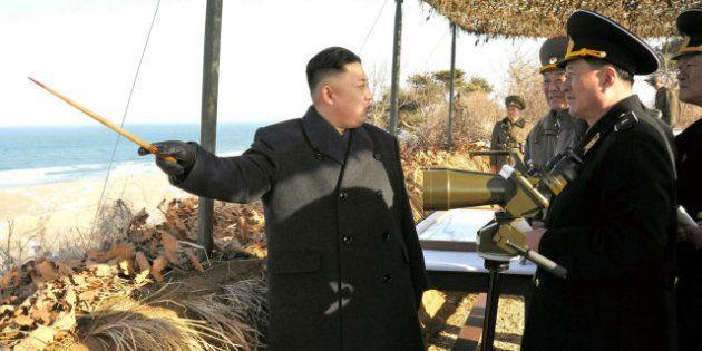 Corea del Norte apunta sus misiles hacia EEUU y Corea del