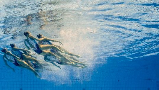 Siete fotos alucinantes de la natación
