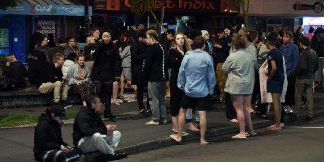 Registrado un tsunami en Nueva Zelanda tras un terremoto de magnitud