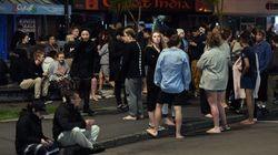 Tsunami en Nueva Zelanda tras un terremoto de magnitud