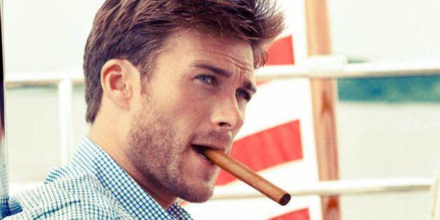 ¿Scott Eastwood, hijo de Clint Eastwood, protagonista de '50 sombras de Grey'?
