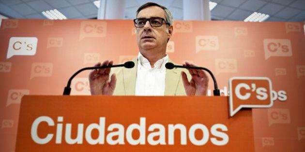 José Manuel Villegas de Ciudadanos pone fecha para concluir las negociaciones con el