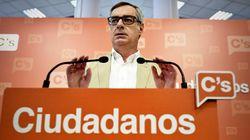 Villegas (Ciudadanos) pone fecha para concluir las negociaciones con el