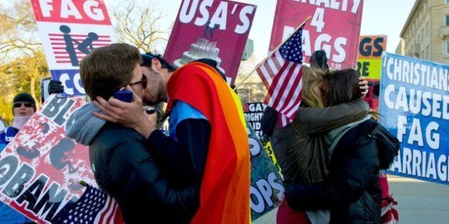 Clamor por el matrimonio gay en EEUU:
