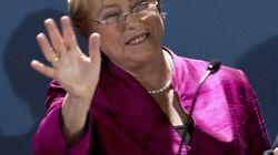 Bachelet vuelve a la