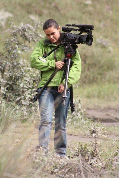 Periscope desde Altamira: un microensayo solo para