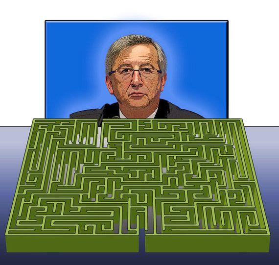La Comisión Juncker: menos parlamentarismo pero más