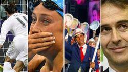 Resumen del año 2016 en el deporte, en