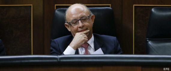 Sánchez vs. Montoro: Una historia 'obscena', de