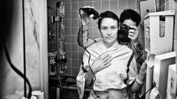 Un fotógrafo inmortaliza la lucha de su mujer contra el cáncer