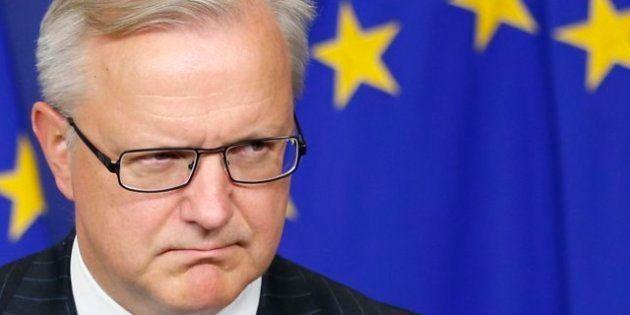 Bruselas recuerda a España que ha de consultar a la CE y al BCE las medidas sobre los