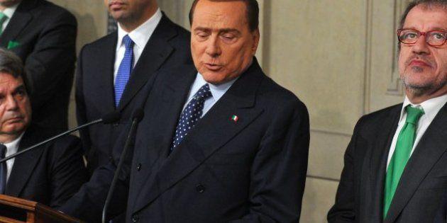 Italia sigue pensando: Berlusconi y Monti proponen una coalición de Gobierno y Napolitano se tomará