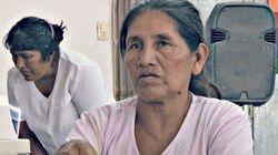 Un camino une el presente y el pasado de las mujeres indígenas en
