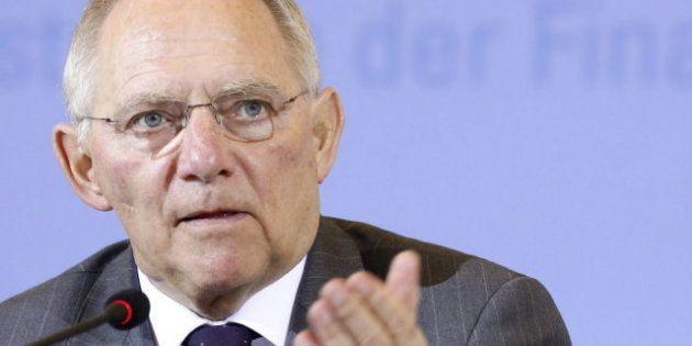El ministro de Finanzas alemán, Wolfgang Schäuble, afirma que el rescate a Chipre no es modelo para futuros