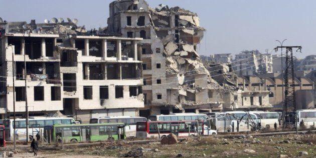 El Ejército sirio anuncia que ha retomado la zona este de