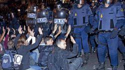 Los antidisturbios lucirán su número de identificación en la