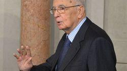 Napolitano descarta dimitir y urge a los líderes a un