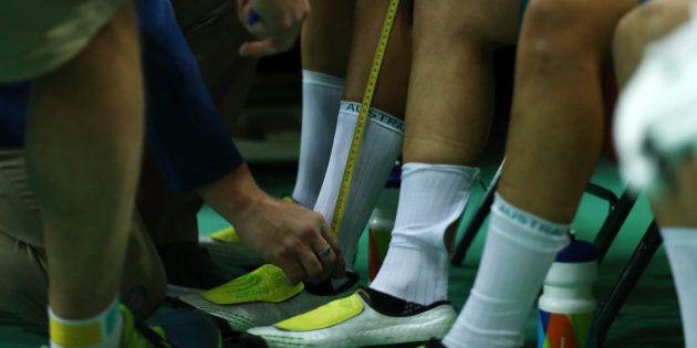 ¿Por qué se miden los calcetines en ciclismo en