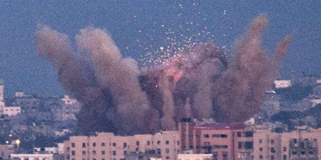 Operación Pilar Defensivo: Israel vuelve a a bombardear Gaza y no descarta una invasión terrestre
