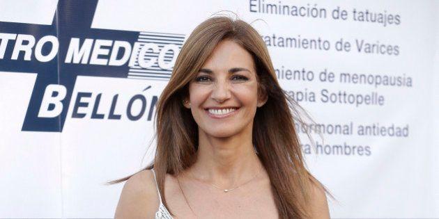 Mariló Montero se denuncia a sí misma por ir sin casco en