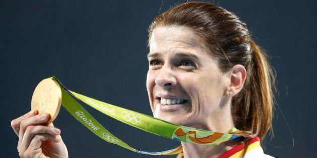 Críticas a RTVE por la retransmisión del oro de Ruth