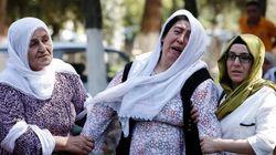 Al menos medio centenar de personas han muerto en un atentado contra una boda en