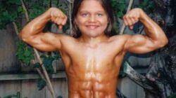 'El pequeño Hércules' se hace mayor y se deja los músculos por el