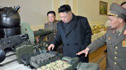 Kim Jong-un amenaza con la ampliación de su arsenal