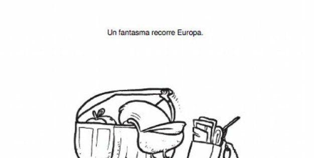 Europesadilla (PDF): Aleix Saló, tras Simiocracia y Españistán, explica quién se ha comido a la clase