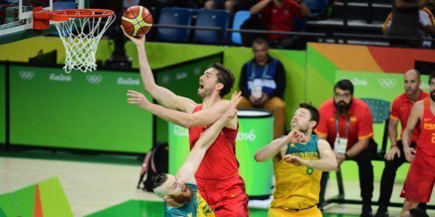 España gana la medalla de bronce en baloncesto