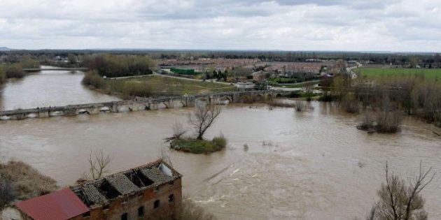 La crecida de los ríos activa las alertas y provoca dos muertos en la provincia de Ciudad