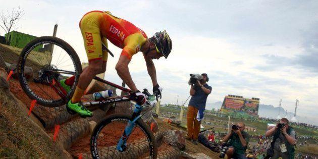 Carlos Coloma cierra el medallero español con un bronce en mountain