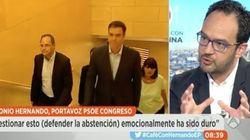 Hernando (PSOE):