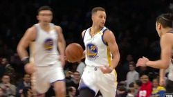 La curiosa jugada de la NBA que verás en todos los