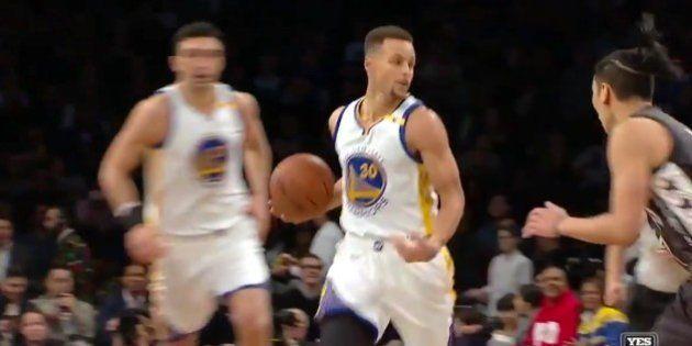 Esto es lo que pasa cuando esta estrella de la NBA pierde el protector